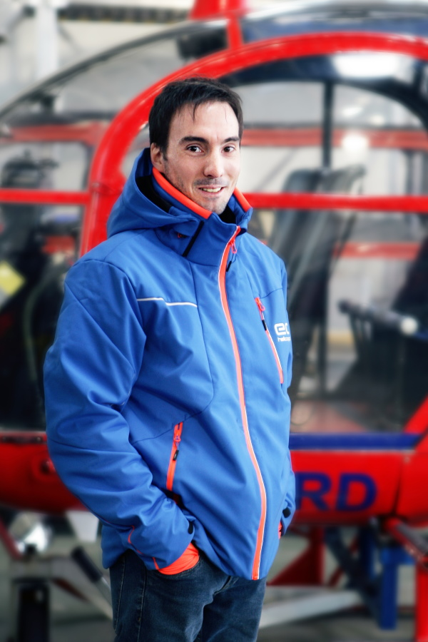 Eos Helicopter Academy Adam Sacchet