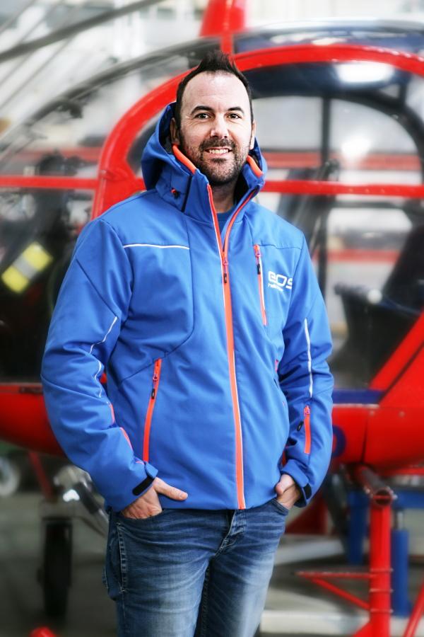 Eos Helicopter Academy Mattia Santi